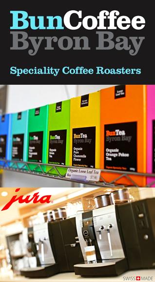 シャングリラは、オーストラリア発オーガニックコーヒー「BunCoffee」を提供します!